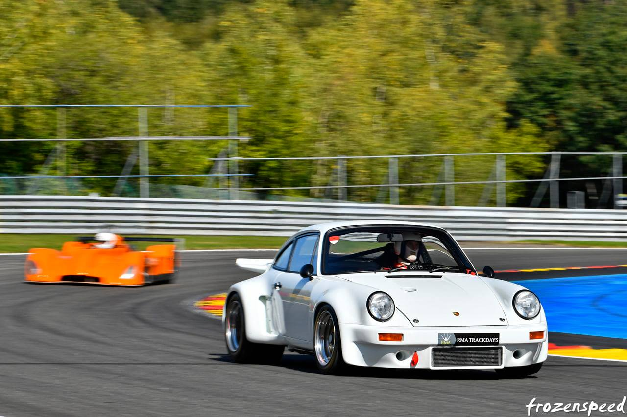 All October Trackdays: Spa Francorchamps 2020